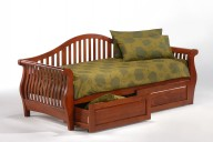 NightFall Daybed w drawer open (CH)