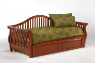 Nightfall Daybed w trundle closed