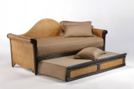 Rosebud Daybed w trundle open (HG)