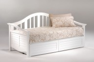 Seagull Daybed w drawer closed
