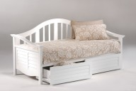 Seagull Daybed w drawer open
