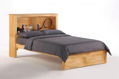 Vanilla Bed Full Size Natural
